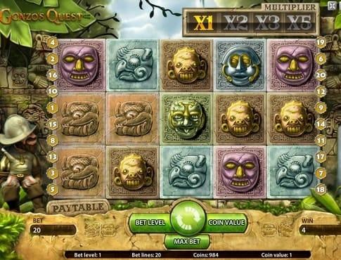 Игровой автомат gonzos quest trolltube ставок смотреть онлайн